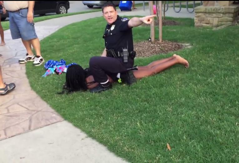 violence policiere