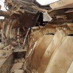 Les images de l'accident de train à Al Fahs : Diaporama
