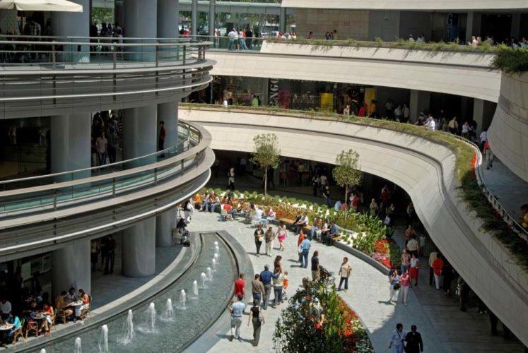 Tunisia mall le nouveau centre commercial ouvre ses for Centre commercial porte d italie