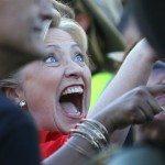 USA, spot électoral : Hillary Clinton aboie, les jihadistes passent