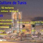 [Infographie] Cité de la culture de Tunis