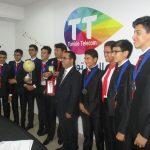 Global Robotics Challenge: Tunisie Télécom honore 7 médaillés tunisiens aux USA
