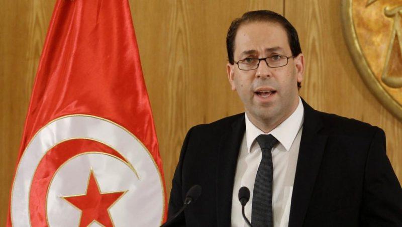 Youssef Chahed en visite au Maroc les 29 et 30 janvier — Tunisie