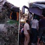 36 blessés dans un accident de bus à Gafsa
