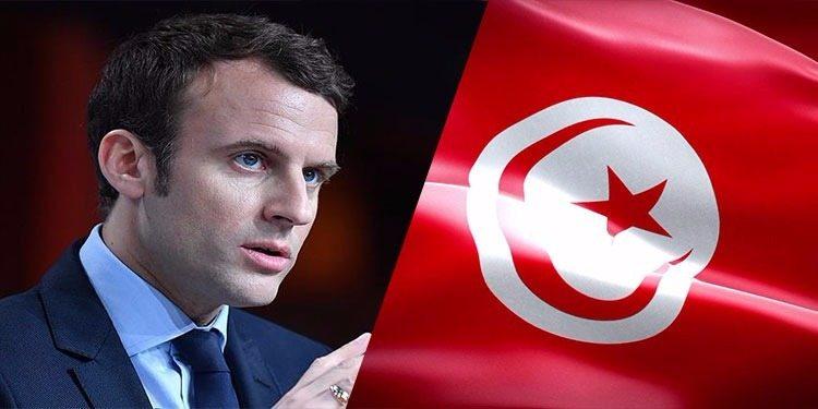 macron-tunisie