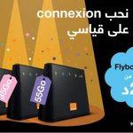 Orange lance les nouveaux forfaits de la gamme Flybox Max