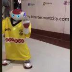 Smart City World: un robot made in Tunisia danse au rythme du Mezoued (Vidéo)
