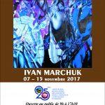 Peinture : une touche ukrainienne d'Ivan Marchuk à Carthage