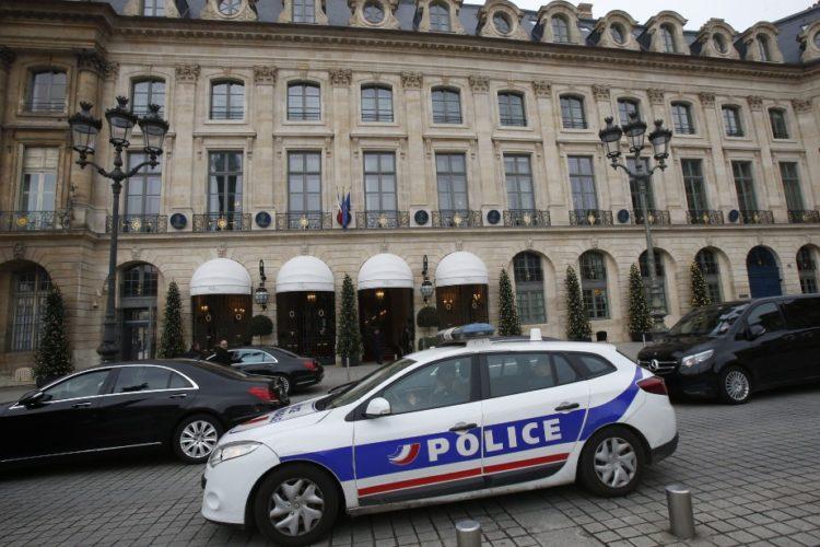 Le Ritz, Plave Vendôme