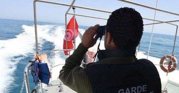 Les gardes-côtes de Monastir sauvent deux touristes français Garde-nationale-maritime-