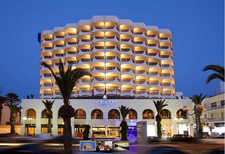 Sfax Golden Tulip Rachet Par Un Groupe Tunisien