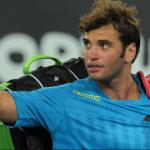 Malek Jaziri éliminé au second tour de l'Open d'Australie