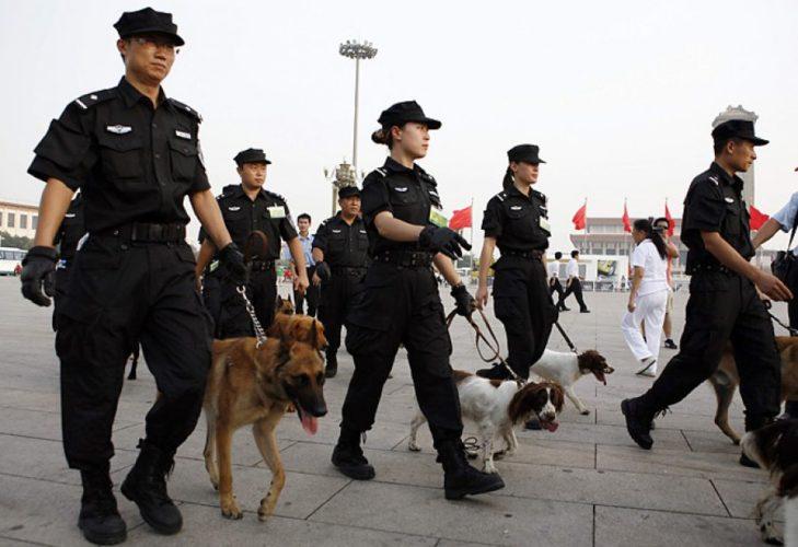 Une camionnette fonce sur la foule — Chine