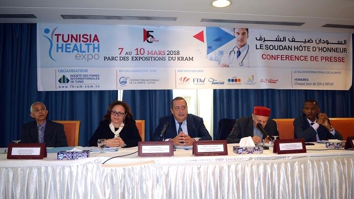 Tunisia Health Expo 2018 Faire De La Tunisie Un Hub