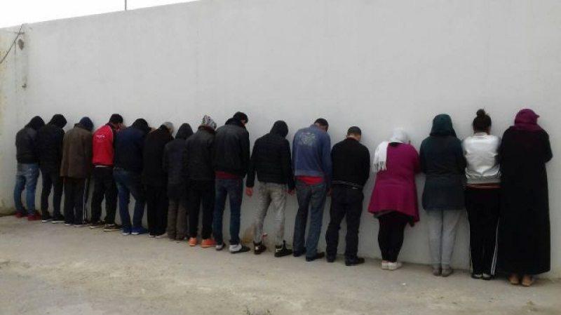 D mant lement d 39 un r seau national de trafic de pierres for Interieur ministere tunisie