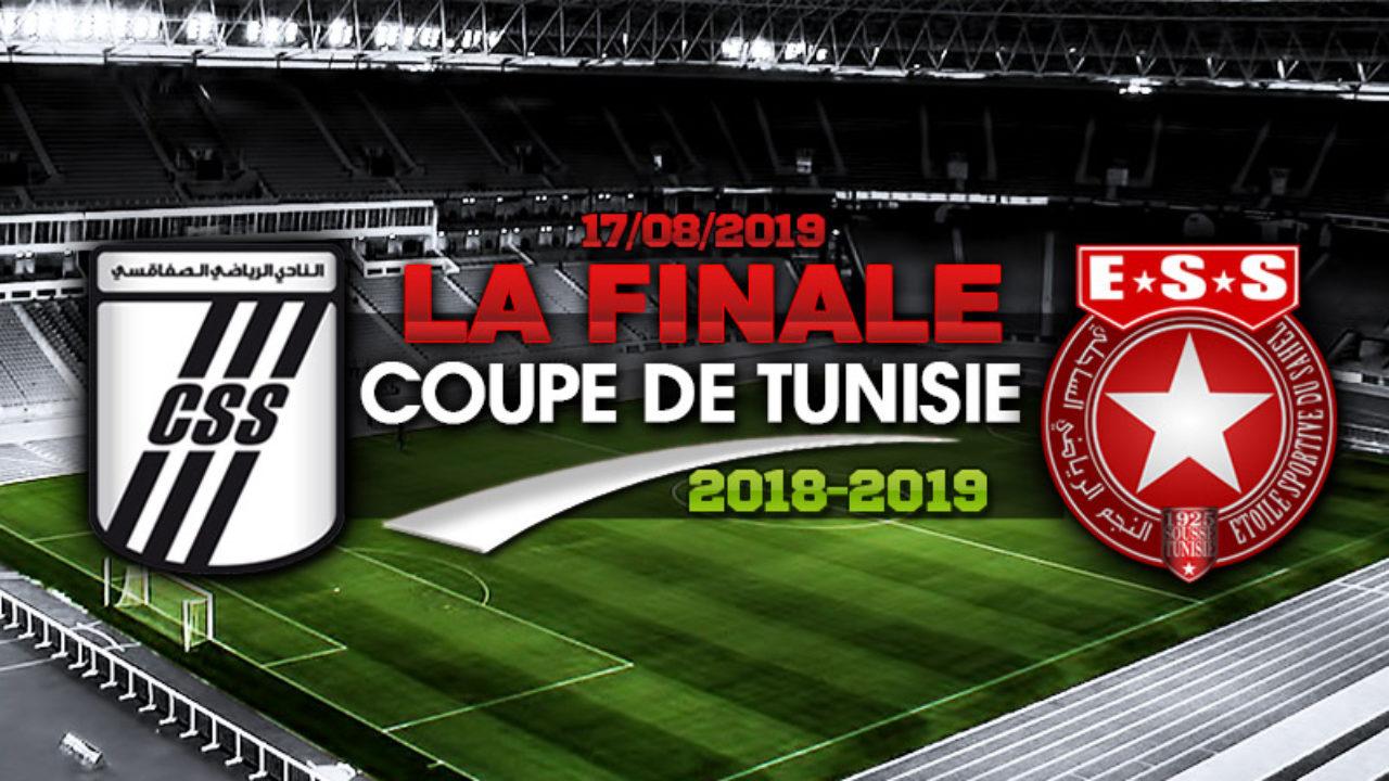 Finale De La Coupe De Tunisie Une Belle Affiche Entre Le Css Et L
