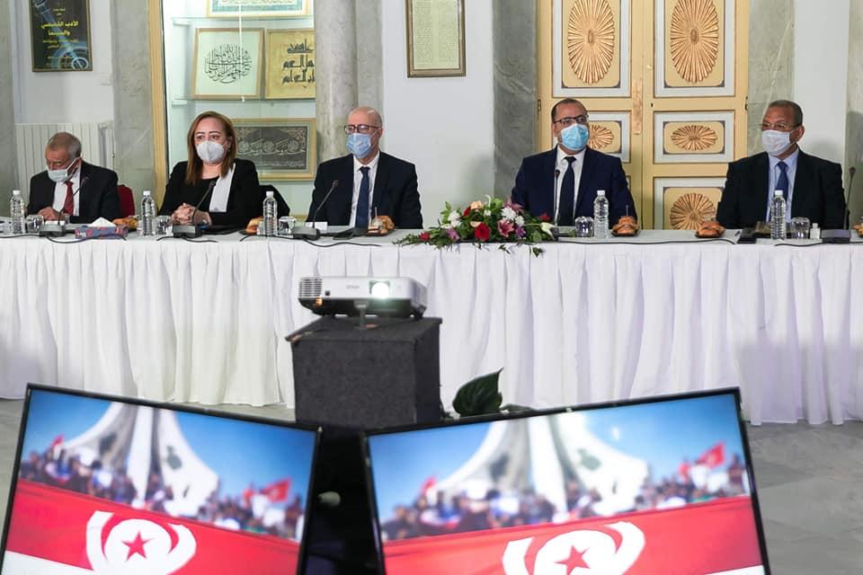 3ème session des consultations de Beit El Hikma sur la relance économique