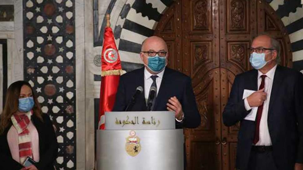 Mehdi annonce la prochaine arrivée de 250 mille doses Pfizer et 150 mille doses d'Astra